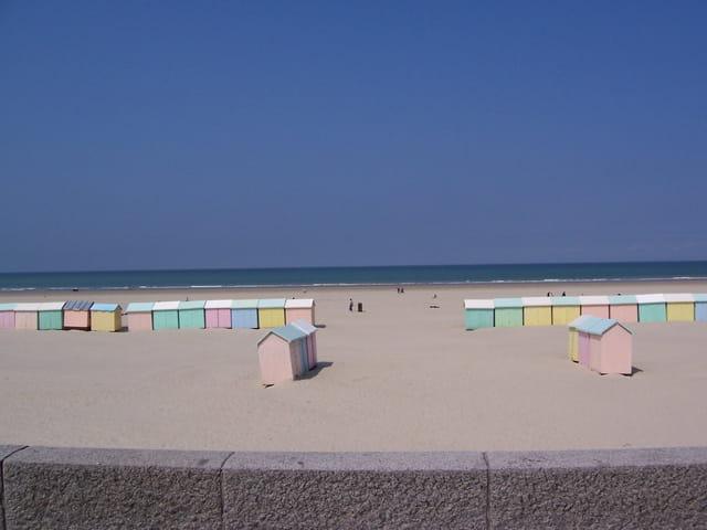 Les charmes des plages du nord