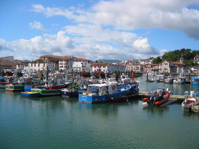 les couleurs du pays basque