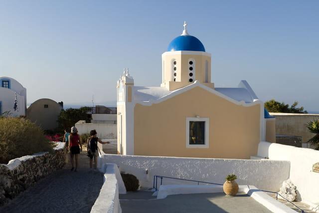 Les Cyclades-Grèce