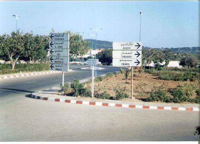 Les deux directions