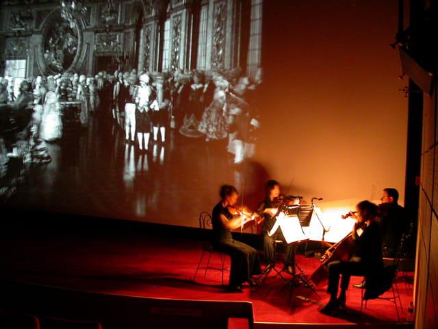 Les deux Orphelines (ciné-concert)