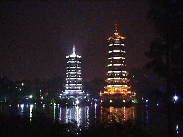 Les deux pagodes