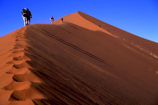 Les dunes les plus hautes du monde