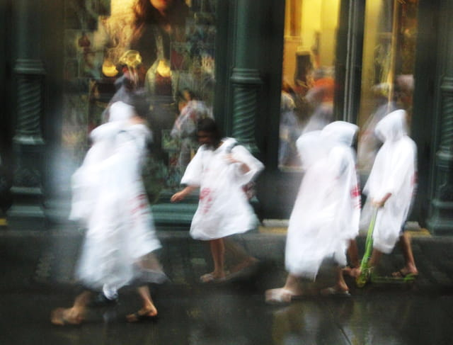 Les fantômes sont dans la ville