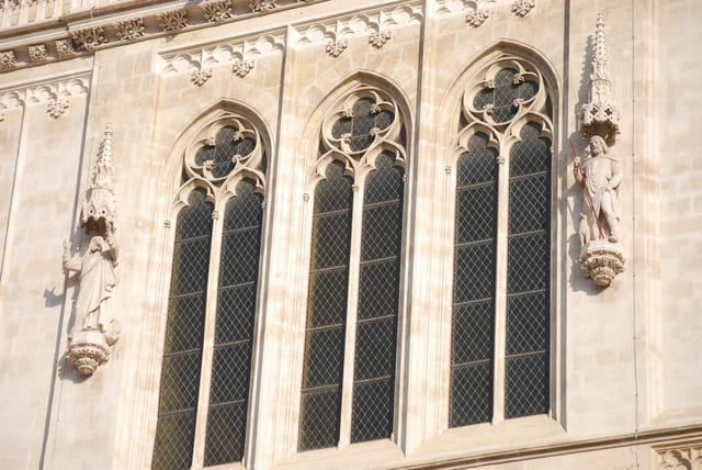 les fenêtres de la Cathédrale Saint Stéphane