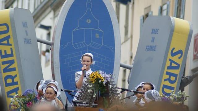 les Filets Bleus-Concarneau 2010