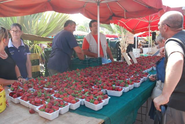 les fraises réunionnaises