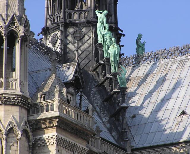 Les funambules de Notre-Dame (2)