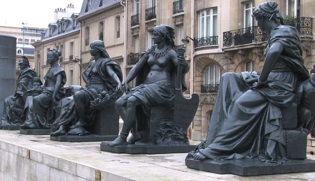 Les gardiennes d'orsay
