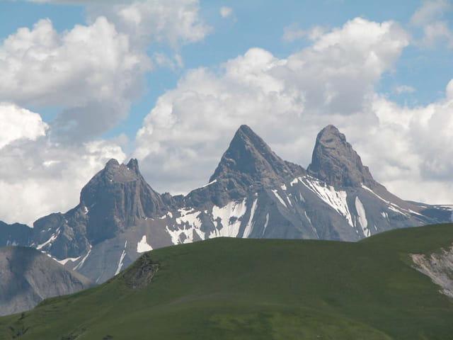 Les géants de Maurienne