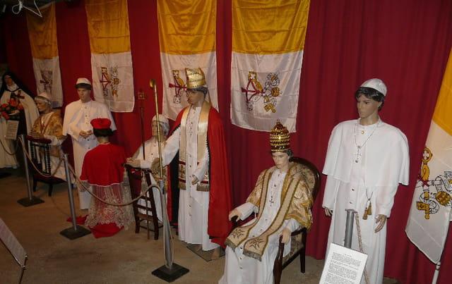 Les grands Papes de l�Eglise Catholique