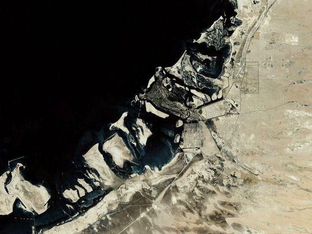 Les îles d'Abu Dhabi