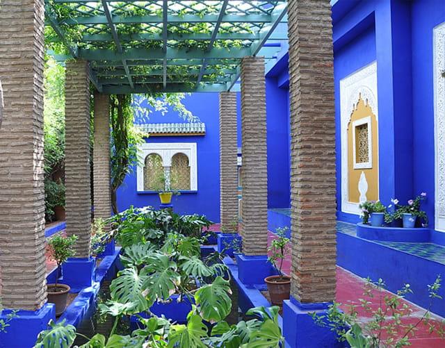 Les jardins de Majorelles
