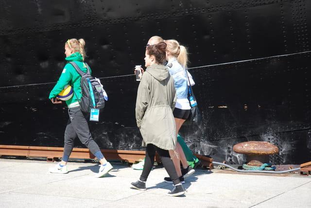 les jeunes Norvégiennes