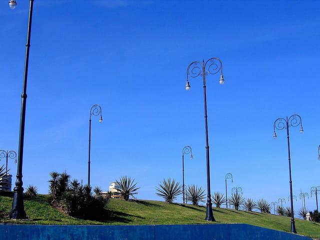 Les lampadaires.......!!