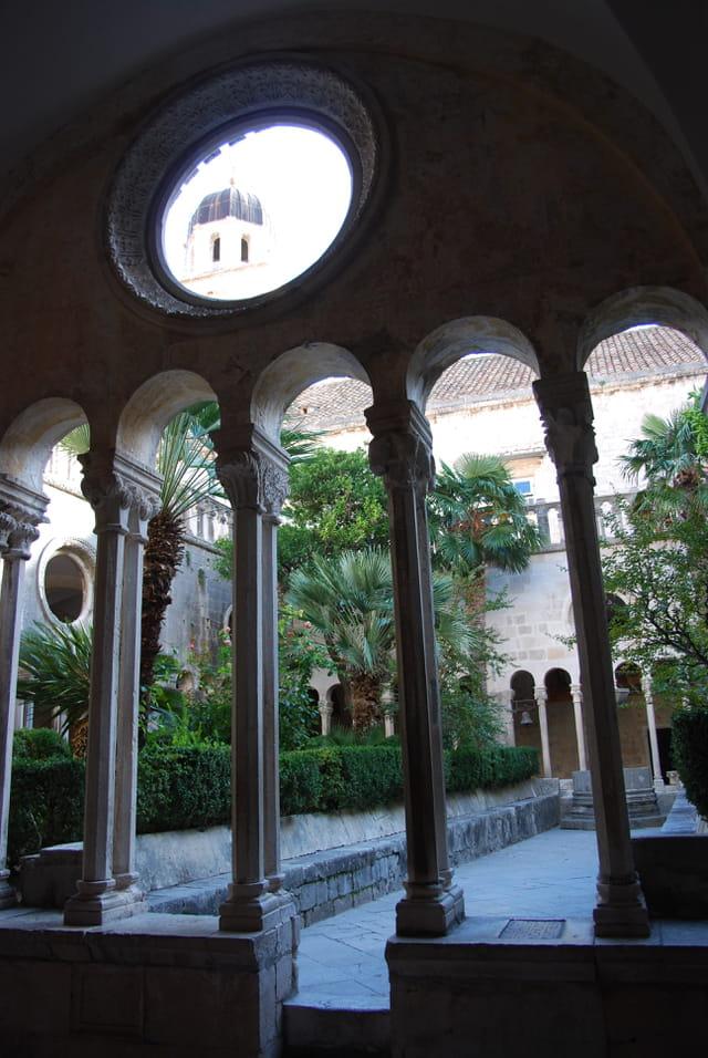 les Monastère Franciscain