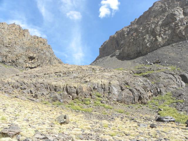 les montagne du toubkal maroc