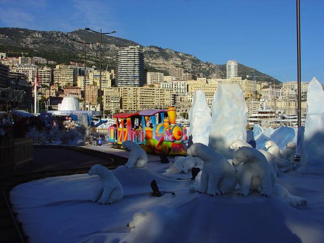 Les ours de Monaco