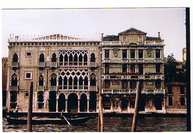 Les palais de Venise
