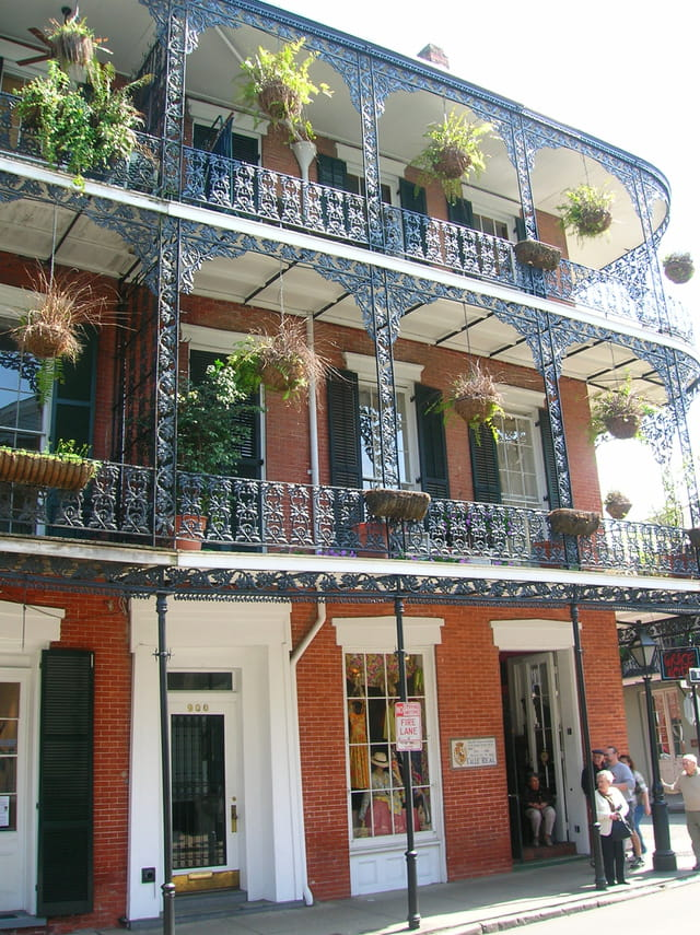 Les plus beaux balcons