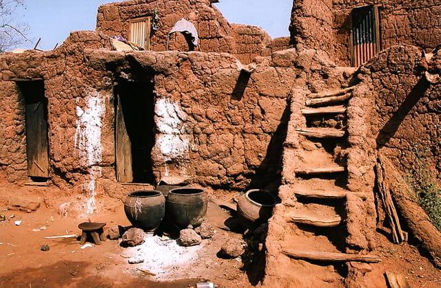 Les plus beaux villages Burkinabè ,village de Koumi