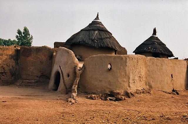 Les plus beaux villages Burkinabè , village de Tiakané