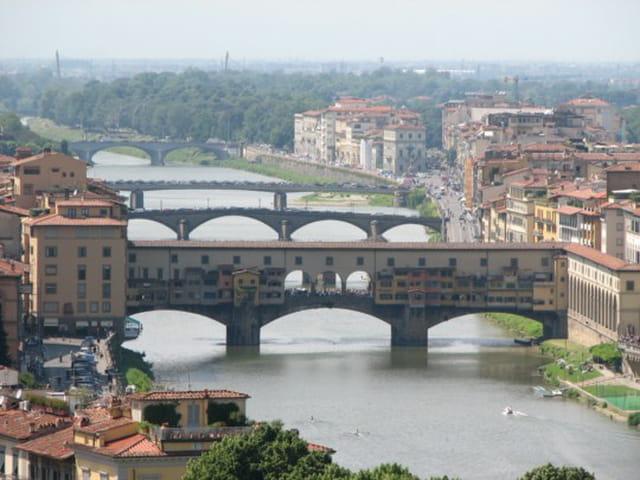 Les ponts de Florence