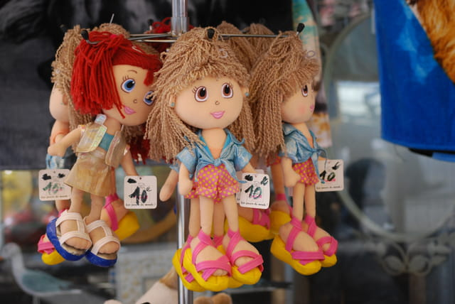 Les poupées de chiffon