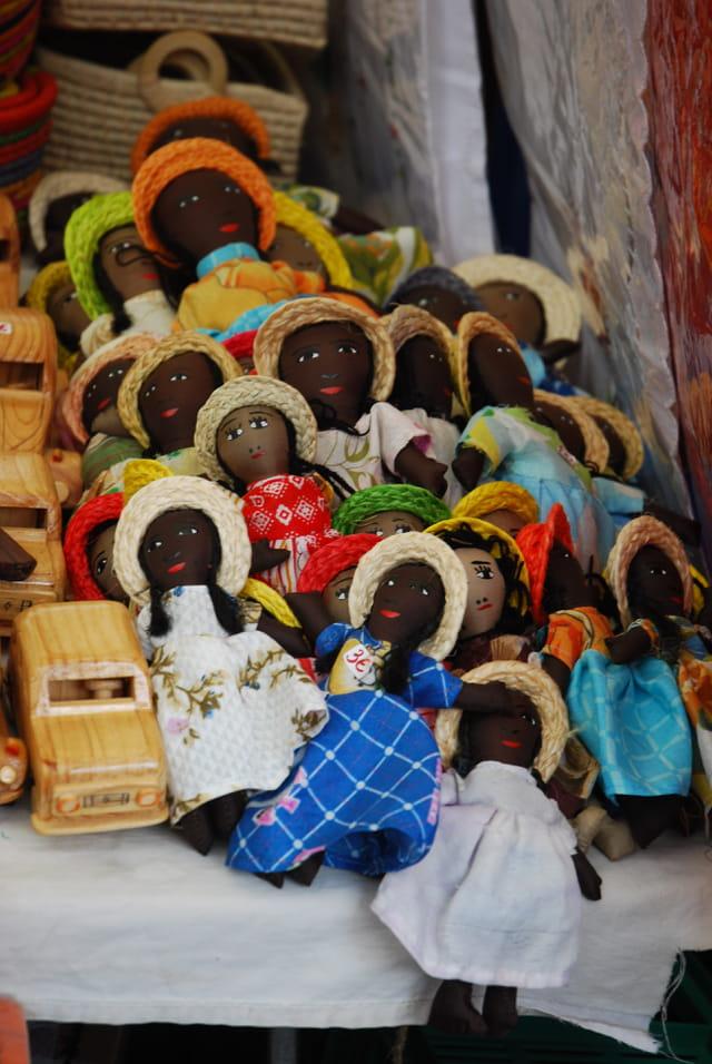 les poupées malgaches