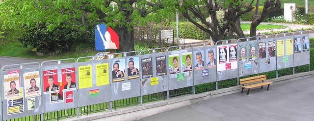 Les présidentielles 2007