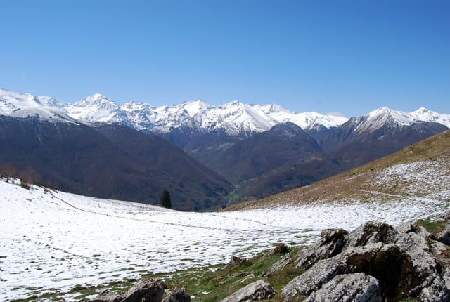 Les Pyrénées Arriègois