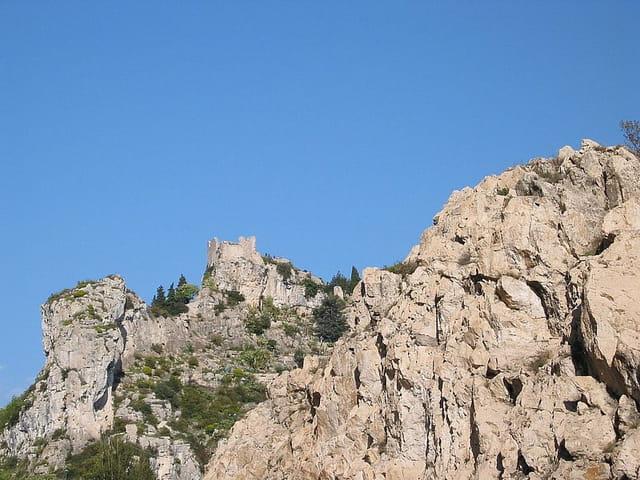 Les rocailles