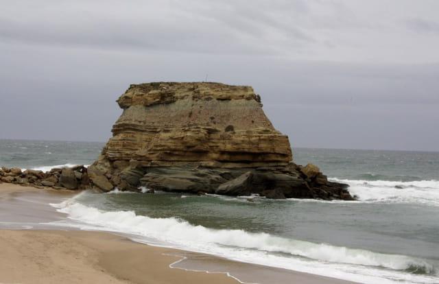Les rochers de Peniche