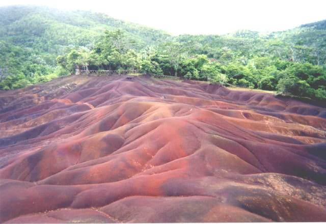 Les sables de chamarel