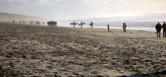 les surfeurs du mois de décembre