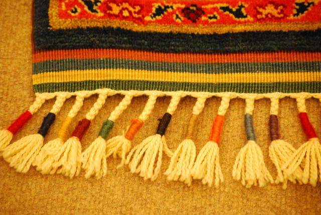 Les tapis de Cappadoce