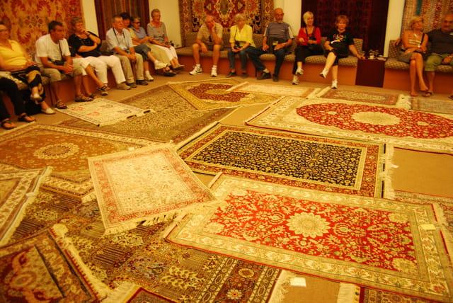 Les tapis Turcs