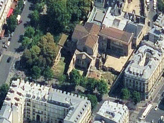 Les Thermes de Cluny / Paris