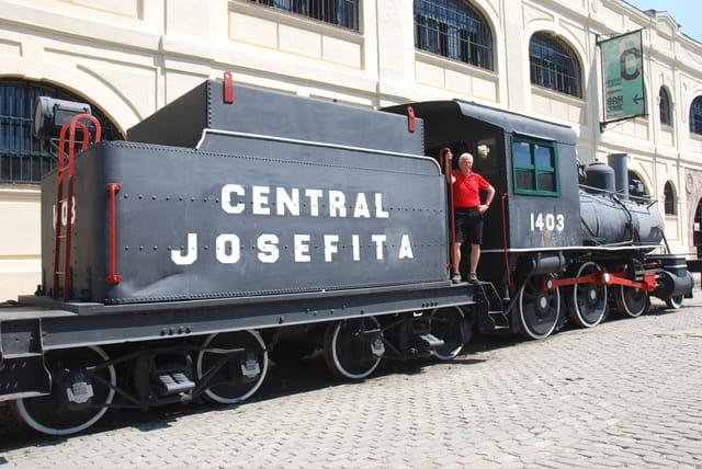 les trains antiques