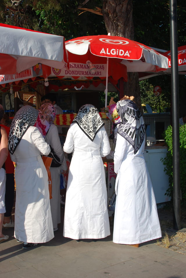 Les turques traditionnelles