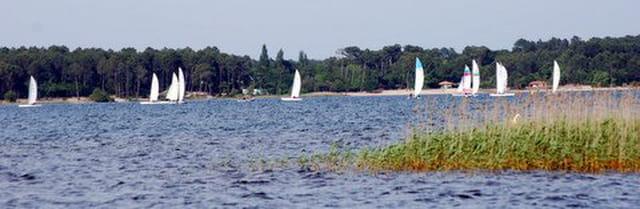 les voiliers du lac