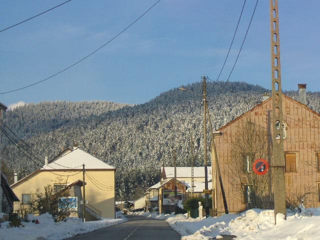Les Vosges - Faymont