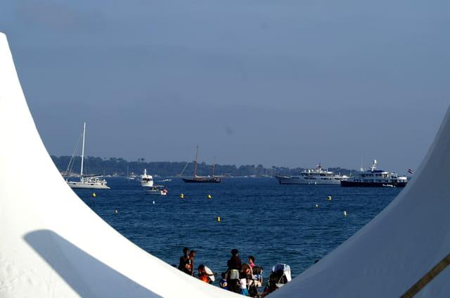 Les yachts sont déjà là