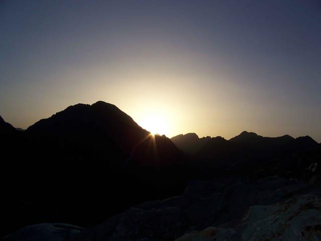 Levé du soleil