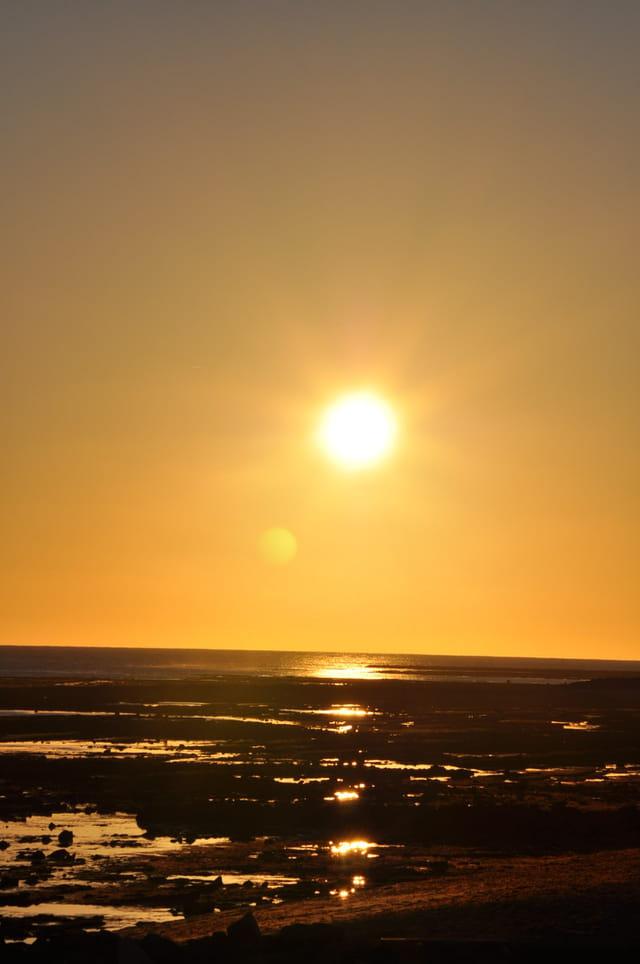 Coucher de soleil par patrice favre sur l 39 internaute - Lever et coucher du soleil france ...