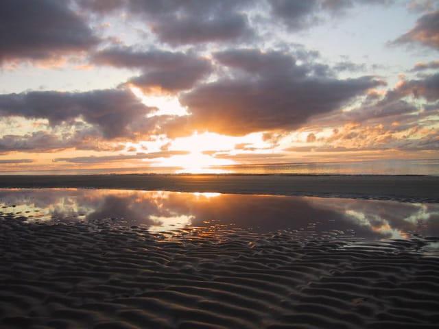Lever de soleil à Cape Tribulation