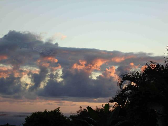 Lever de Soleil  Réunion