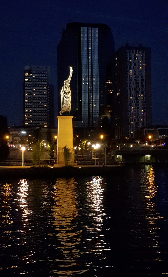 Liberté sur Seine
