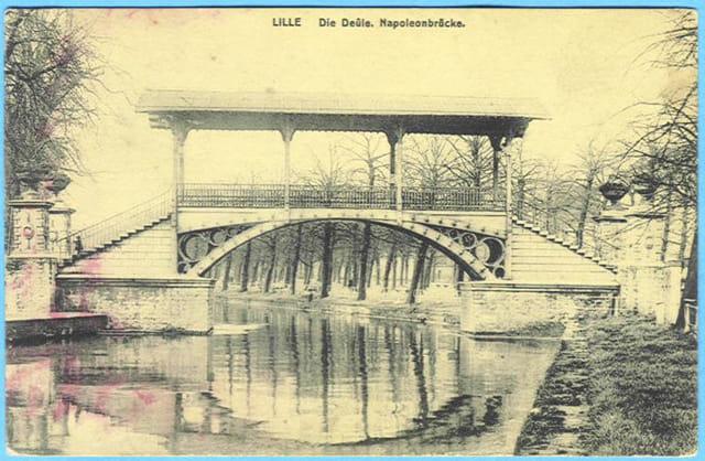Lille - le pont Napoléon