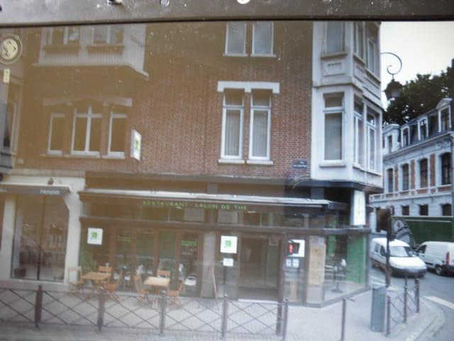 Lille,rue Jean Sans Peur
